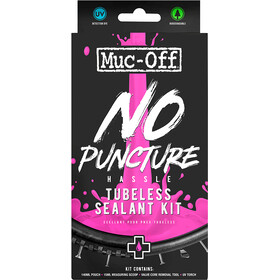Muc-Off No Puncture Hassle 140ml , musta
